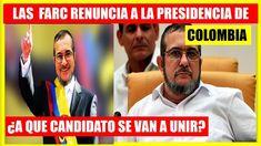 F.A.R.C DICEN NO MAS A LA PRESIDENCIA DE COLOMBIA NOTICIAS ULTIMA HORA HOY 8 MARZO 2018 #NOTICIAS