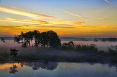 Colors in the morning XVIII by Watze D. de Haan