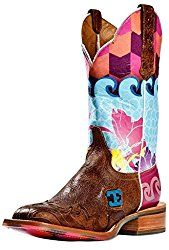 cinch edge cowgirl boots