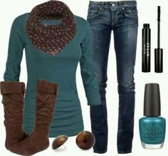 Great Colors...love fall clothes