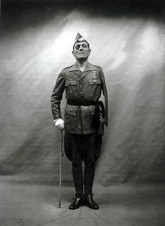 El general Millan-Astray.