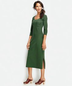 Another great find on #zulily! Forest Floor & Black Easy as That Dress #zulilyfinds