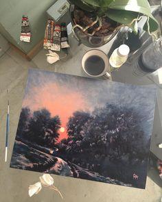 30x40 cm oil on canvas #art#sanat#artist#artwork#resim#painting#sanatçı#tablo#oilpaint#ilüstrasyon#oilpainting#oil#myart#artgallery#istanbul#paris#moscow#tokyo#artsbeautifulx