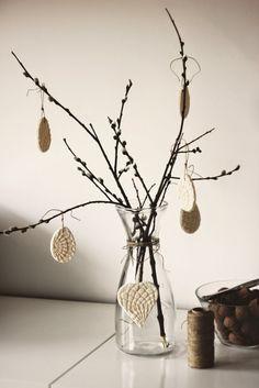 Glass Vase, Diy, Home Decor, Decoration Home, Bricolage, Room Decor, Do It Yourself, Home Interior Design, Homemade