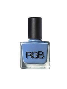 Best of Beauty 2015 Winner -- The best pastel nail polish: RGB Nail Color in Periwinkle | allure.com