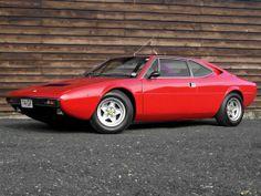 Ferrari Dino 246 (2,4 litros e 6 cilindros)