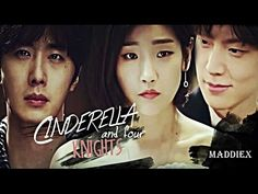 「 Cinderella and Four Knights ● I Hate You 」