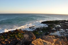 Siamo sempre a Lanzarote sulla spiaggia al calar del sole