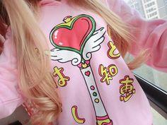 Magical Girl Sweater