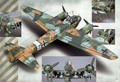 Ju-88 by Martin Kovac