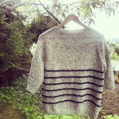 Frøken seilergenser - Tweed