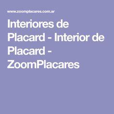 Interiores de Placard - Interior de Placard - ZoomPlacares