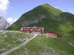 Lechtal - Memminger Hütte & Seekogel