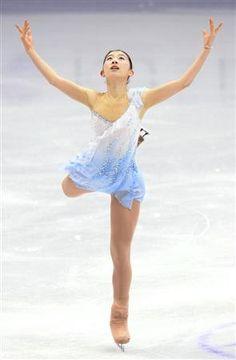16歳永井がシニアデビュー「できることはやれた」/フィギュア(2)