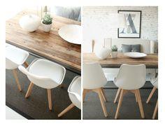 iBOOD.com - Internet's Best Online Offer Daily! » 2 Woody Designstoelen – 5…