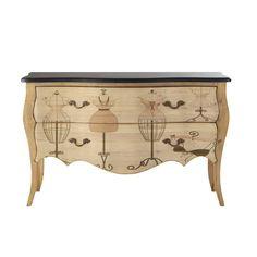 Komód ruha rajongóknak   Endrédi Design Dresser, Cabinet, Living Room, Storage, Furniture, Design, Home Decor, Clothes Stand, Purse Storage