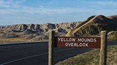 Badlands on Twitter: National park defies social media ban - BBC News
