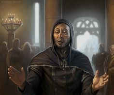 Game of Thrones - The Frey Emissary by Jarow