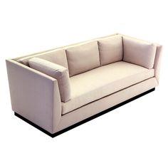 Donghia Fifth Avenue Sofa Furniture Sofas Wood