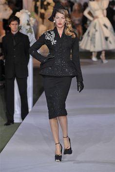 MilaneseGAL: Modern Christian Dior