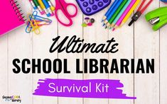 Substitute Binder, Substitute Teacher, Dewey Decimal System, Emergency Sub Plans, Library Skills, Letter To Parents, School Librarian, Elementary Library, Fiction And Nonfiction