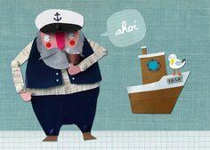 herzensart journal -  MAY 23, 2012 ahoi