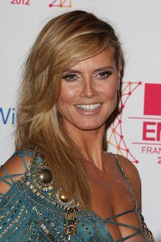 Heidi Klum - MTV EMA's 2012