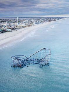 Rising Waters: Photographs of Sandy / Stephen Wilkes