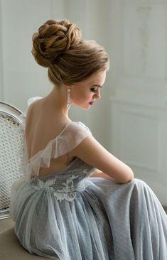 Best Wedding Hairstyles : Featured Hairstyle:lavish.pro;www.lavish.pro; Wedding hairstyle idea.