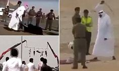 The gruesome sight is one scene in a shocking documentary to be aired this week which sheds light on life in Saudi Arabia, one of the world's bloodiest and most secretive countries.