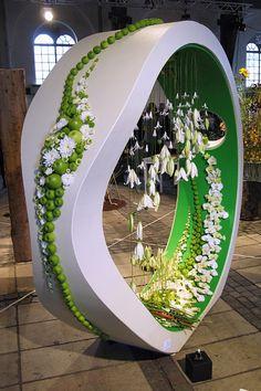 Blomster billede: blomsterkunst_dm2010_12.jpg