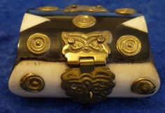 Other Asian & Oriental Antiques Oriental Style, Oriental Fashion, Antique Boxes, Treasure Chest, Trinket Boxes, Bones, Asian, Jewellery, Shapes