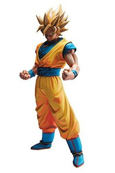 Banpresto Dragon Ball Z 9.8 The Son Goku Figure by Banpresto @ niftywarehouse.com