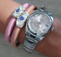 Uru Bracelets with Rolex, find it on www.urulux.com