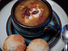 Dinner Plan-it: Butternut Chipotle Chowder with Ham