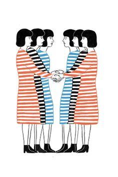 mystery girls by rachel levit