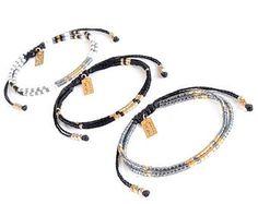Bracelet homme, bracelet réglable, simple hommes bracelet Shamballa noir Bracelet, Bracelet de perles, cadeau pour homme, Bracelet en macramé