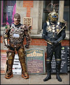 Extreme Steampunking | Flickr - Photo Sharing! At the Whitby Goth Weekend