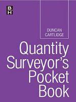 Quantity Surveyor's Pocket Book ~ QUANTITY SURVEYING
