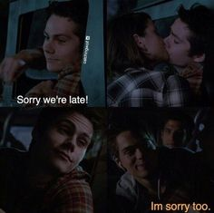 ❤️ I love these boys... Mainly Stiles...