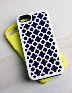 Quatrefoil iPhone 5 Case Set