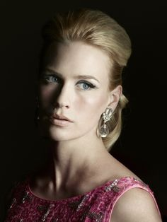 January Jones {aka Betty Draper}