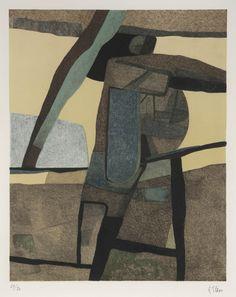 Maurice Esteve - Dalu des landes, 1980