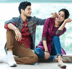 DHADAK: Karan Johar to launch the Hindi version of 'Zingat' from the Janhvi Kapoor, Ishaan Khatter film today Whoa! It comes indeed as good news for movie buffs who are eagerly waiting to see Dhada… Bollywood Couples, Bollywood Stars, Bollywood News, Bollywood Fashion, Bollywood Actress, Hot Actresses, Indian Actresses, Karan Johar, Indian Celebrities