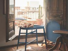 I april lanserar Ikea flera spännande nyheter. Brickbord Fridafors