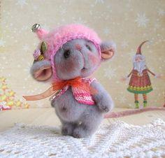 Little mouse Marissa By MaGy - Bear Pile