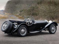 1936 Jaguar SS100 2.5 litre Roadster