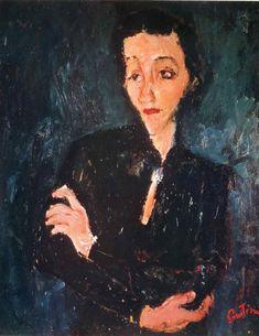 Chaim Soutine Portrait Of Maris Lani
