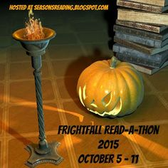 Seasons of Reading: #FrightFall Read-a-Thon: Prize Promotion Page