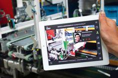 Service und Maintenance mit Augmented Reality - RE'FLEKT GmbH